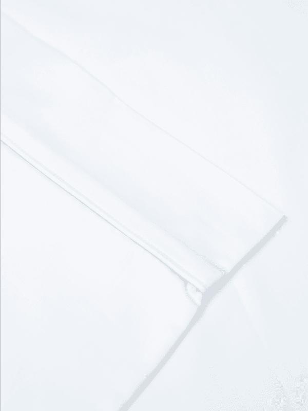 Kayori - Aya - kussensloop - Zijde - 60/70 - Wit