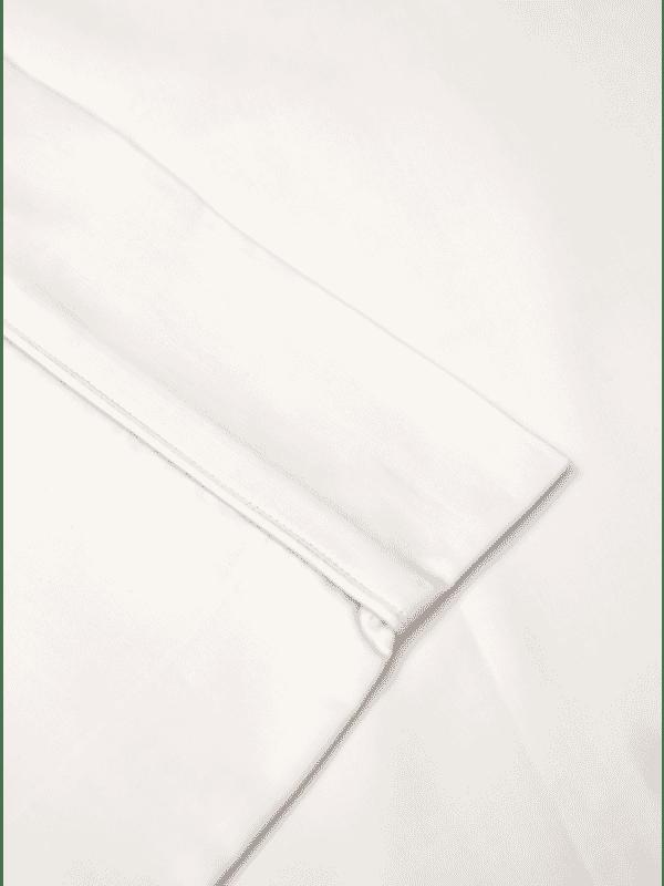 Kayori - Aya - kussensloop - Zijde - 60/70 - Zilvergrijs