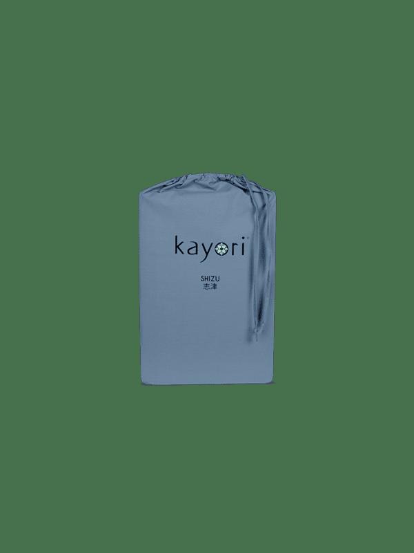 Kayori Shizu - Splitmatras HSL - Perkal - Blauw