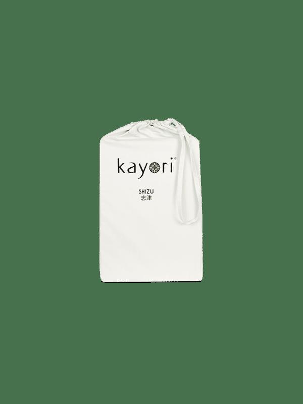 Kayori Shizu - Splitmatras HSL - Perkal - Offwhite