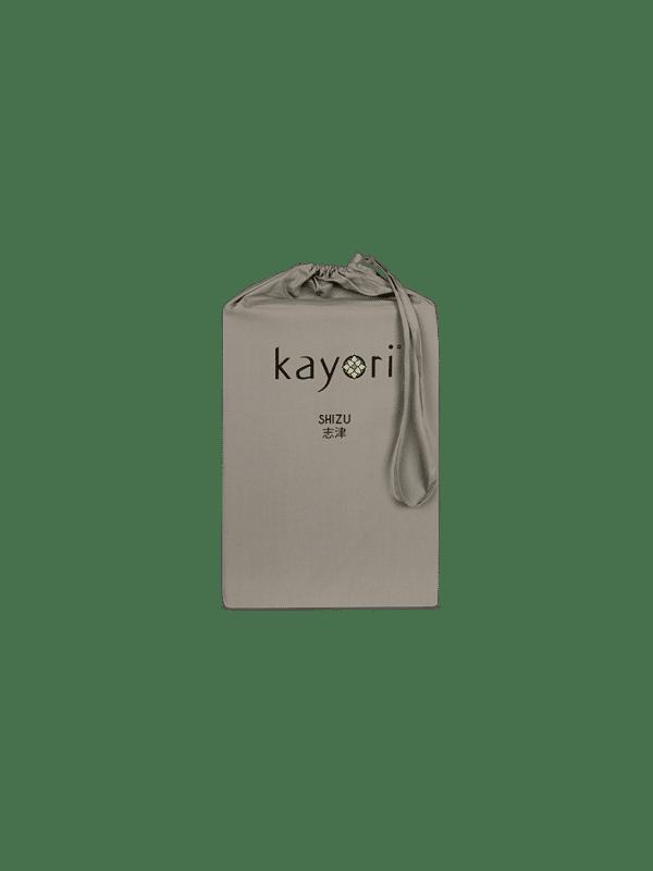 Kayori Shizu - Splitmatras HSL - Perkal - Taupe