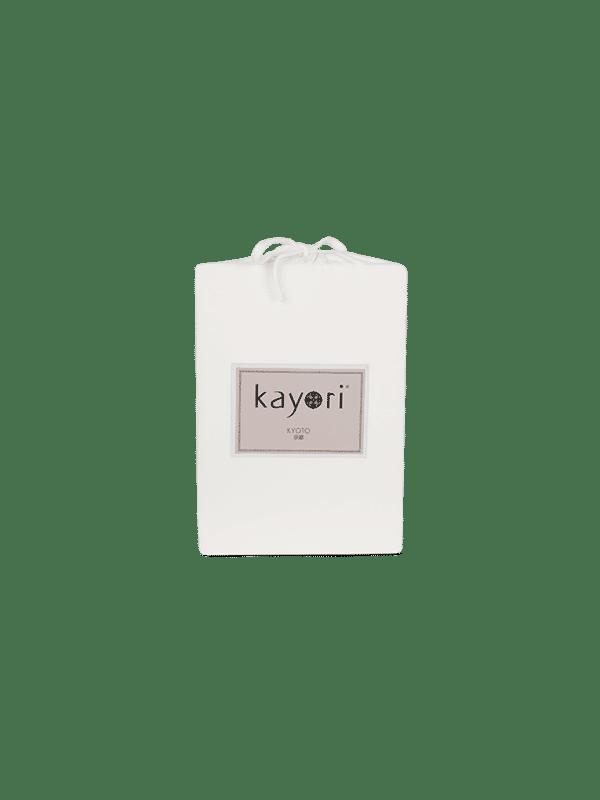 Kayori Kyoto - Hoeslaken - Jersey - Offwhite