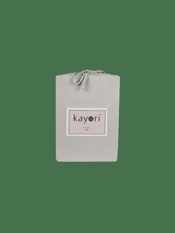 Kayori Kyoto -Splittopper Hoeslaken - Jersey - Zand