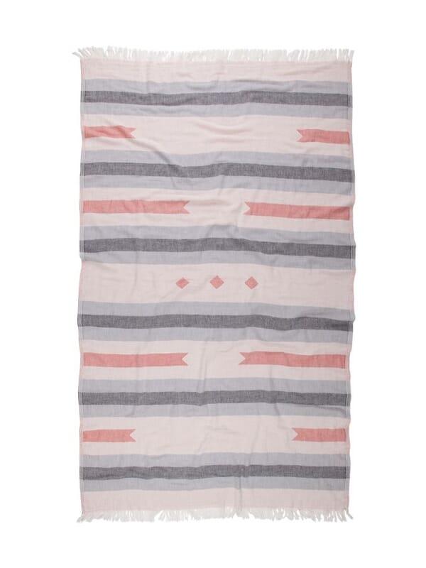 Kayori - Miya - Hamamtuch - 100x180 - Rot