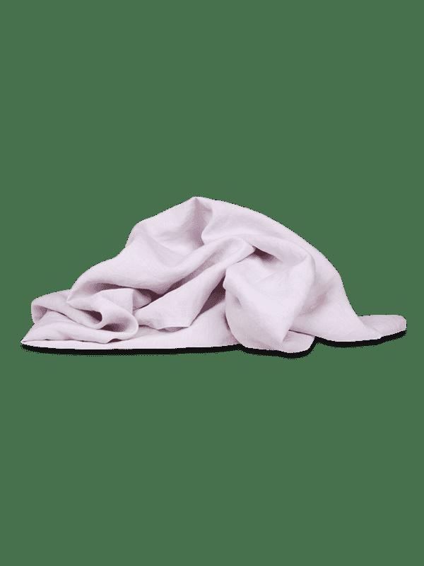 Kayori Nikko - Plaid - Linnen - 150/220 - Zachtroze