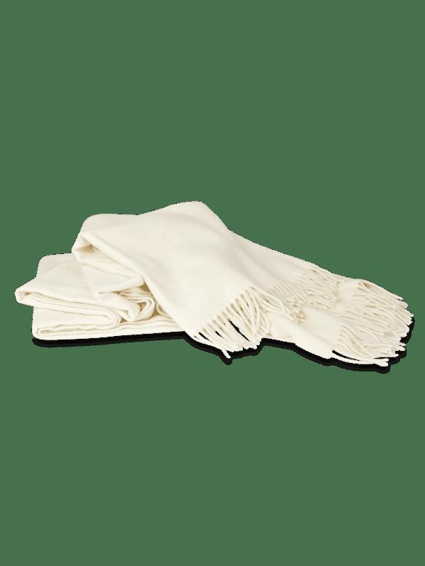 Kayori Nitra - Plaid - Kaschmir - 150/220 - Offwhite