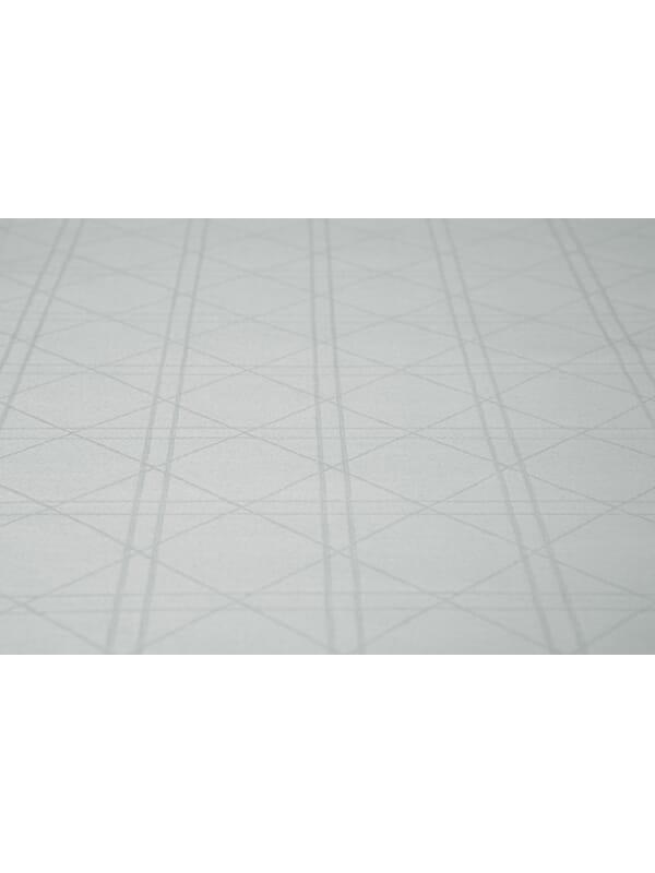 Kayori Shizu - Dekbedovertrek - Katoensatijn - Zilvergrijs