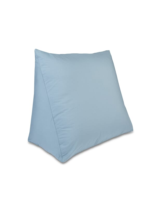 Kayori Shizu - Kussensloop - Zit Support - Perkal - Blauw
