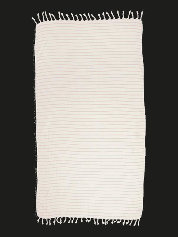 Kayori - Taki - Hamamdoek - 100x180 - Bamboe - Roze