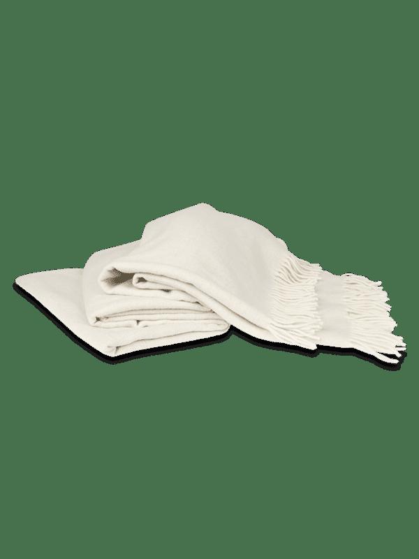Kayori Tibet - Plaid - Linnen - 150/220 - Off White