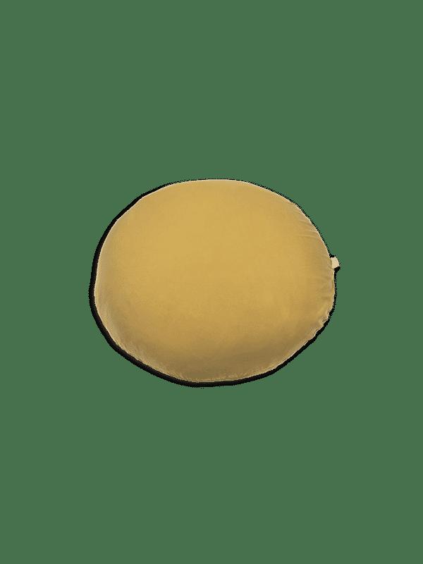 Kayori Izakaya - Sloop rond - Washed Tencel - 55cm - Goud