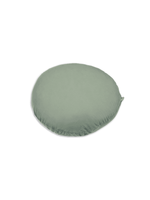 Kayori Izakaya - Sloop rond - Washed Tencel - 55cm - Groen