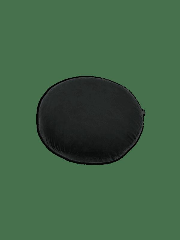 Kayori Izakaya - Sloop rond - Washed Tencel - 55cm - Zwart