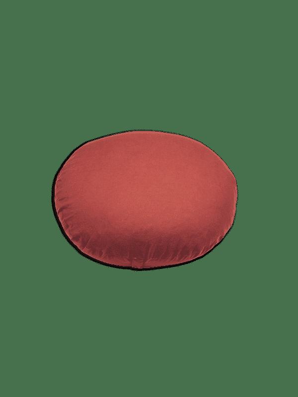 Kayori Nikko - Sloop rond - Linnen - 55cm - Rood