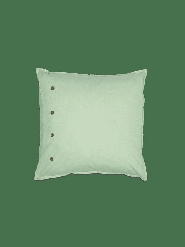 Kayori Sari - Kussensloop - Katoen - 50/50 - Groen