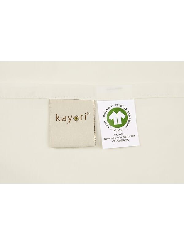 Kayori Shizu Laken - Katoenperkal - Offwhite