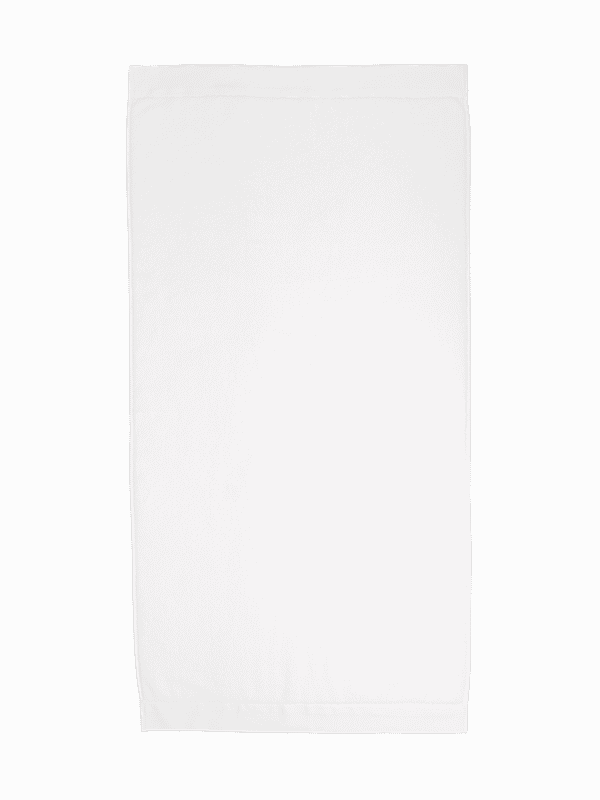Kayori Yu - Badetuch - 60x110 - Weiss