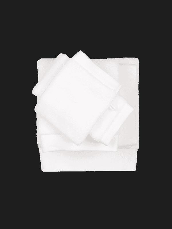 Kayori Yu - Douchetuch - 70x140 - Weiss