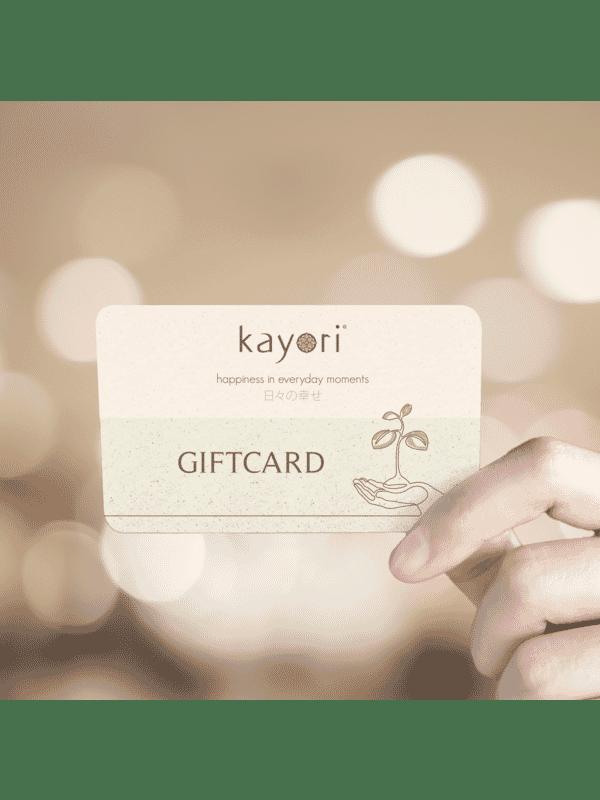 Kayori Gift Card