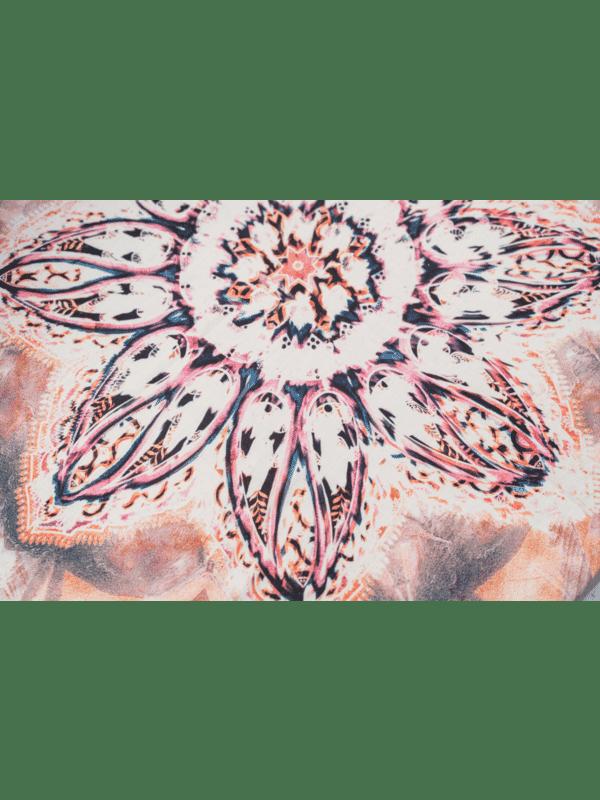 Kayori Navajo - Bettwäsche - Baumwolle-satin - Mauve