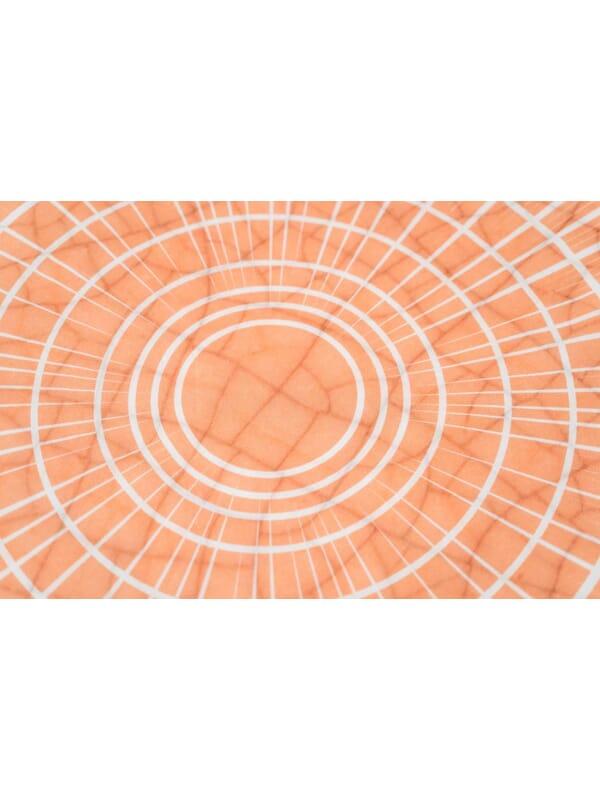 Kayori Shiro - Dekbedovertrek - Katoensatijn - Oranje